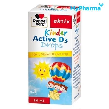 KINDER ACTIVE D3