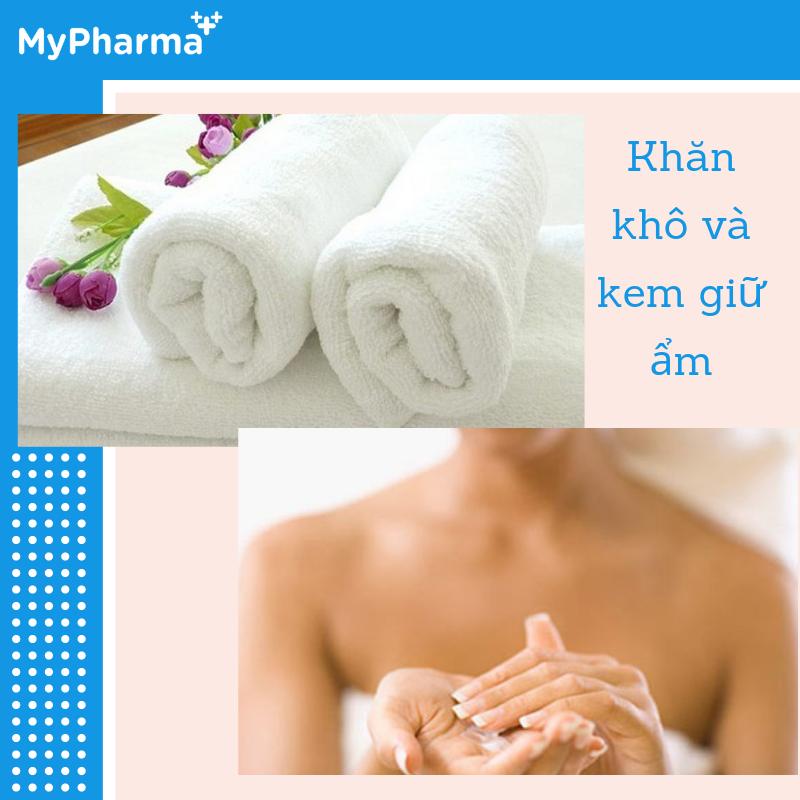 Các bước đơn giản chăm sóc da mềm mại, mịn màng hơn