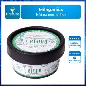 Mặt nạ cao bí đao Milaganics (1)
