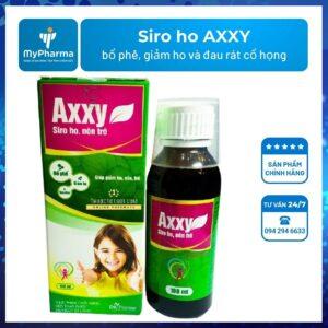 Siro ho AXXY