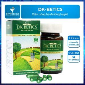 Viên tiểu đường DK-BETICS