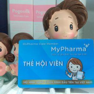 Thẻ hội viên MyPharma Care