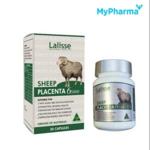 Lalisse sheep placenta 65000 30 viên