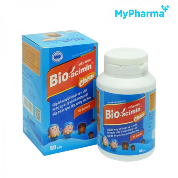 Bio-acimin chew