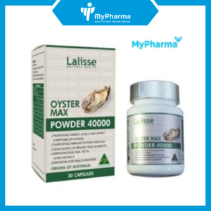 sản phẩm Lalisse Oyster Max Powder 40000