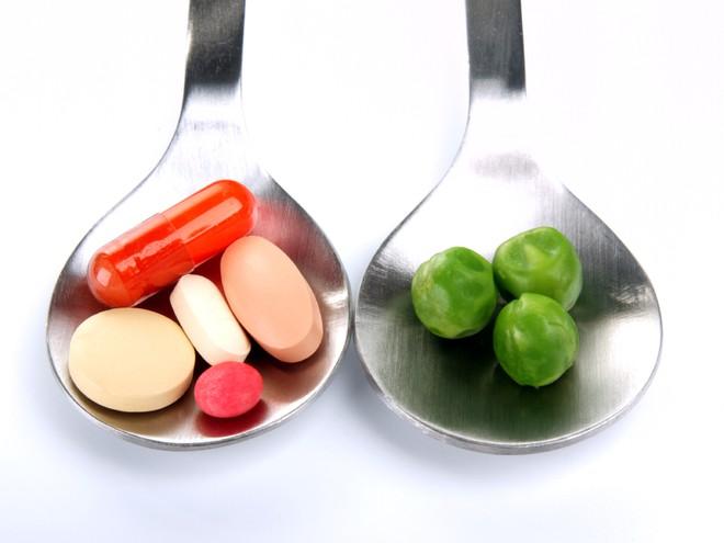 sự khác nhau giữa thực phẩm chức năng và thuốc