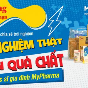 MyPharma review: Đánh giá thông minh từ người tiêu dùng thông thái!