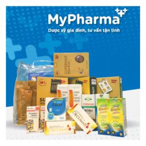 Top sản phẩm bảo vệ sức khỏe bán chạy tại MyPharma
