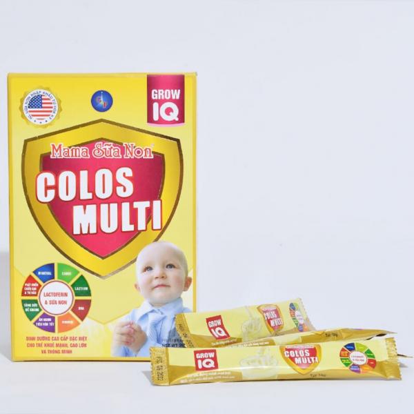 Mama Sữa Non Colos Grow IQ