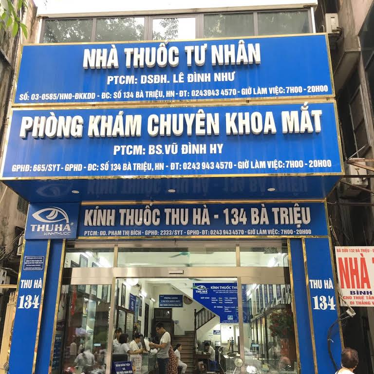 Top 7 phòng khám mắt uy tín, chất lượng ở Hà Nội