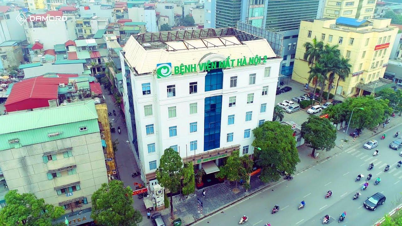 Top 10 bệnh viện mắt chất lượng và uy tín nhất Hà Nội