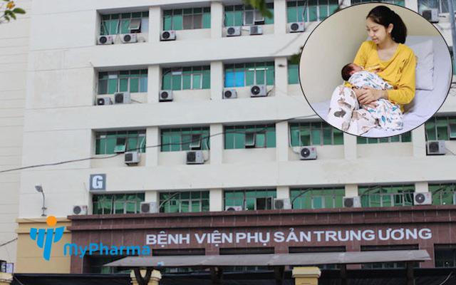 Top 10 bệnh viện Phụ sản tốt nhất ở Hà Nội