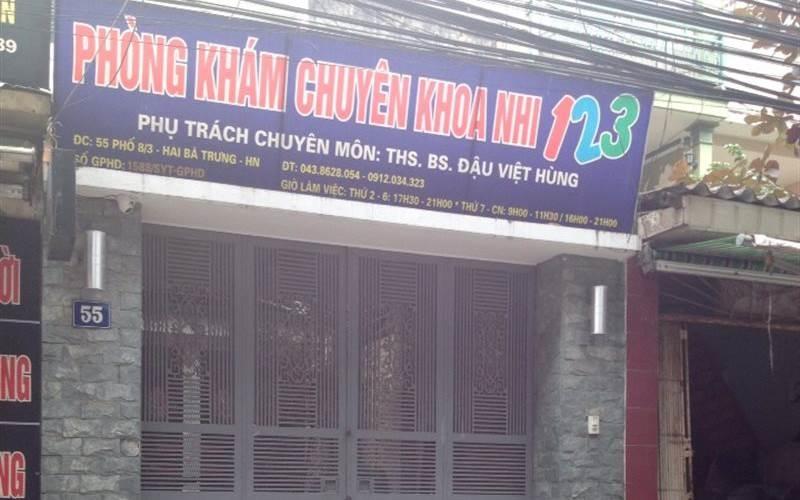 Top 10 phòng khám nhi tốt nhất ở Hà Nội (ảnh minh họa 2)