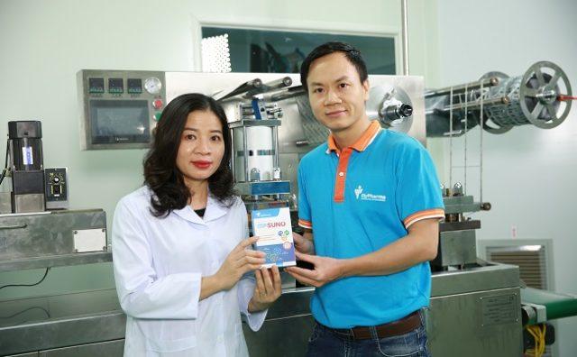 Chuyển giao các thành tựu khoa học Việt