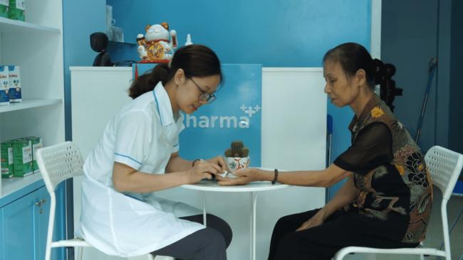 Chỉ số HbA1c giảm từ 8% xuống 6.7% sau 3 tháng ở bệnh nhân tiểu đường type 2 đã biến chứng