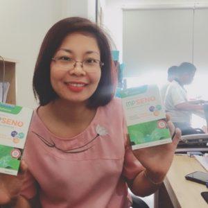 Nữ kế toán ĐÁNH BAY 6kg mỡ thừa sau 1 tháng nhờ THẢO DƯỢC CÔNG NGHỆ CAO