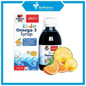 Kinder Omega-3 Syrup 250ml Doppelherz