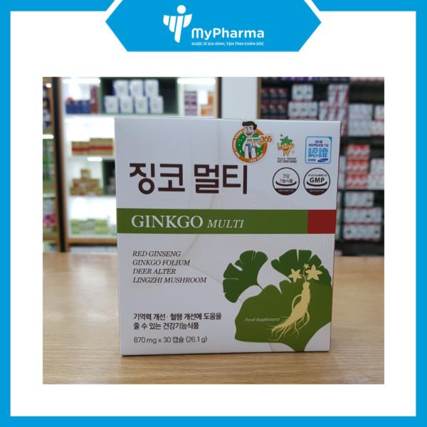 Ginkgo Multi Korea