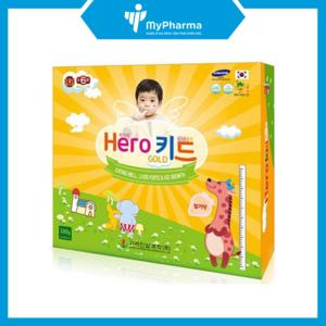 Hero Kid Gold Korea