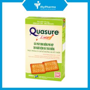 Bánh Quy Quasure Light sữa