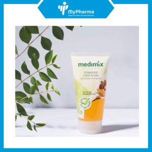 sữa rửa mặt Medimix Turmeric & Argan Oil