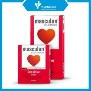 BCS Masculan Sensitive 10c