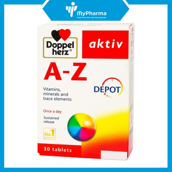 A - Z Depot Doppelherz