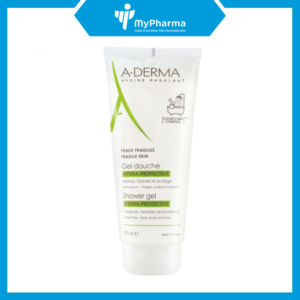 Aderma Hydra Protective Shower Gel