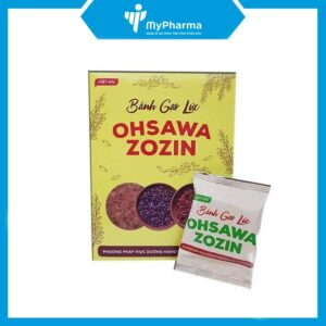 Bánh gạo lứt Ohsawa Zozin
