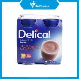 Sữa Delical Socola cho người bệnh ung thư