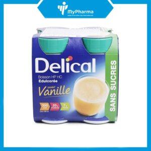 sữa Delical Vani cho người mắc bệnh ung thư