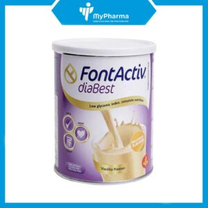 sữa tiểu đường fontactiv diabest