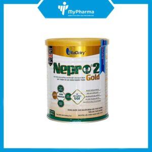 Sữa Nepro 2 Gold cho người chạy thận
