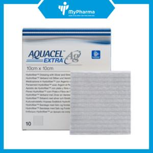 Gạc Aquacel Ag Extract 10x10