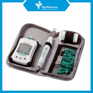 máy đo đường huyết B. Braun
