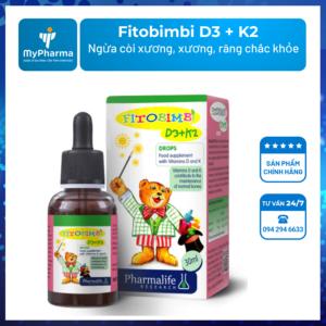 Fitobimbi D3 + K2