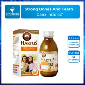 Hartus Strong Bones And Teeth