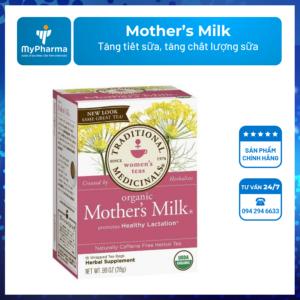 trà lợi sữa Mother's Milk