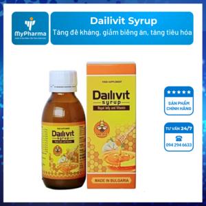 Dailivit Syrup