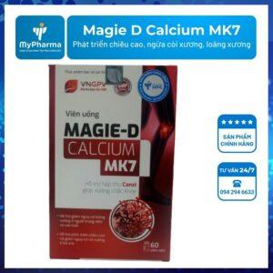 Magie D Calcium MK7