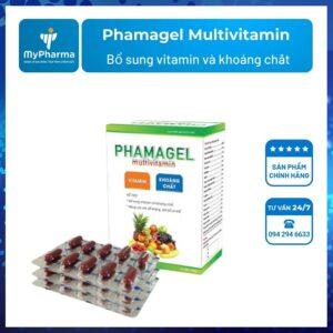 Phamagel Multivitamin