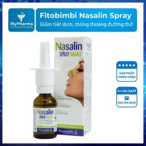 Fitobimbi Nasalin Spray