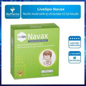 LiveSpo Navax