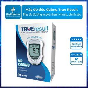 Máy đo tiểu đường True Result