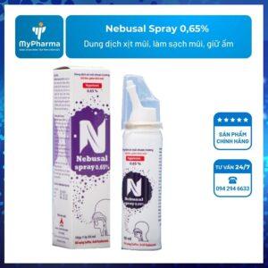 Nebusal Spray 0,65%
