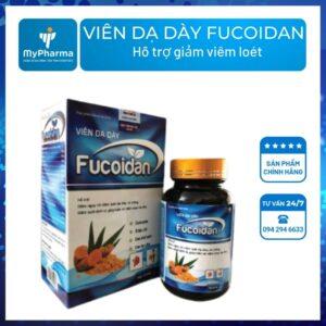 viên dạ dày fucoidan