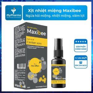Xịt nhiệt miệng Maxibee