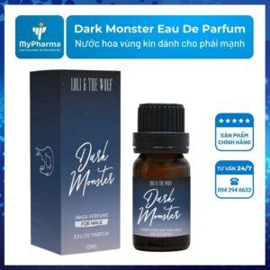 nước hoa vùng kín nam Dark Monster Eau De Parfum