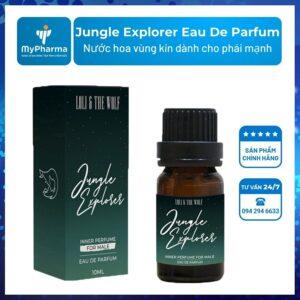 nước hoa vùng kín nam Jungle Explorer Eau De Parfum