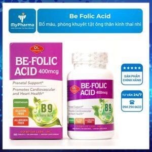 Be Folic Acid
